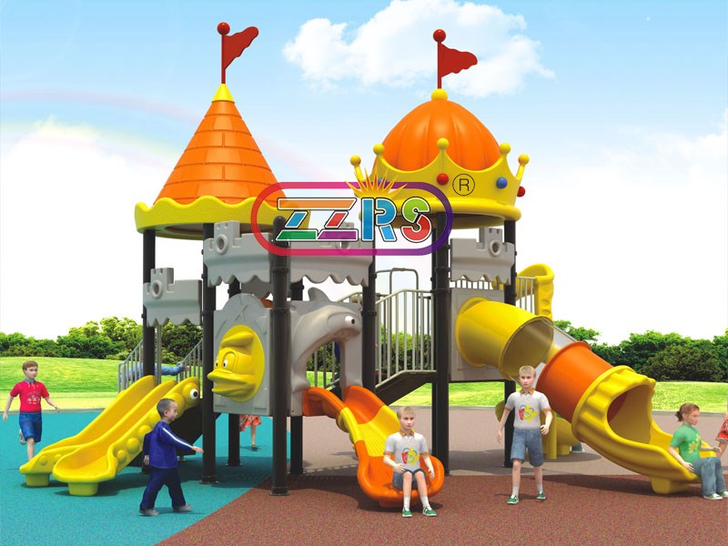 <b>F069-1 <br> 660*630*450cm <br> Hot Children Playground